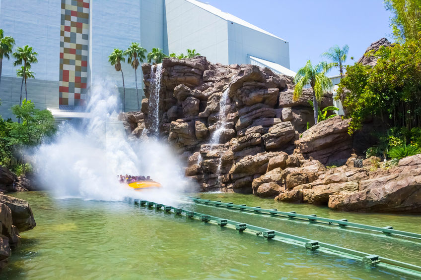 Jurassic Park River Adventure At Universal Orlando Family Vacation Design